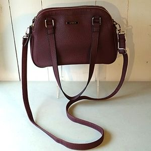 Roots 73  leather bag